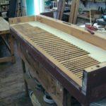 Horsmonden, Swell soundboard