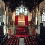 Berkhamsted School Chapel, 2001